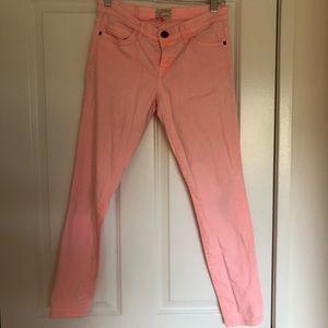 Current Elliot Salmon Jeans